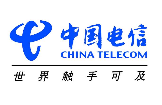 丰田电信logo